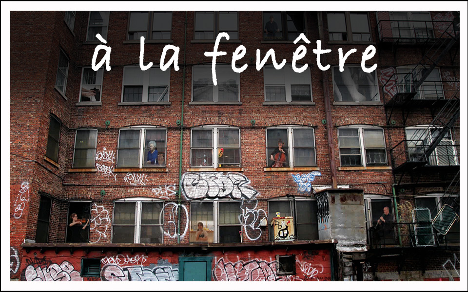 À la fenêtre | Windows